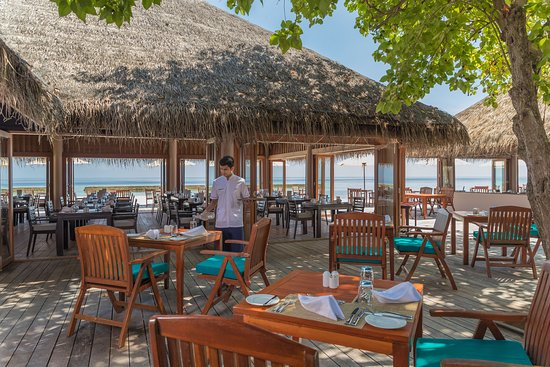 Veligandu Island Resort & Spa: Dhonveli Buffet Restaurant