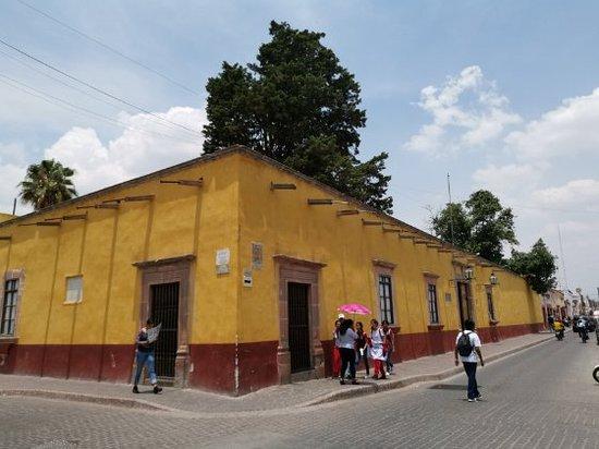 Museo Casa Hidalgo