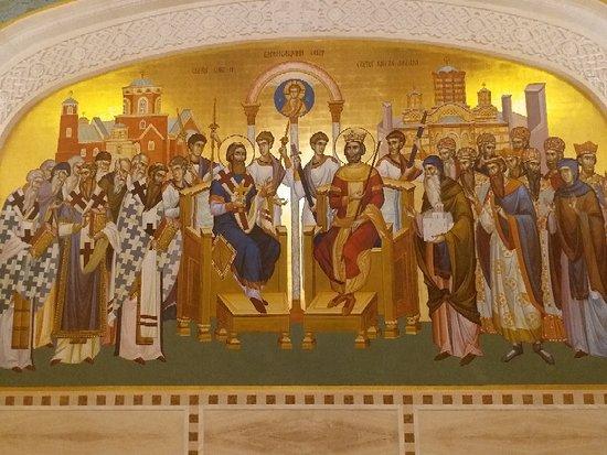 Belgrado, Serbia: Aziz Sava Katedrali