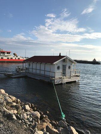 Vrångö, Sverige: Basuflotte