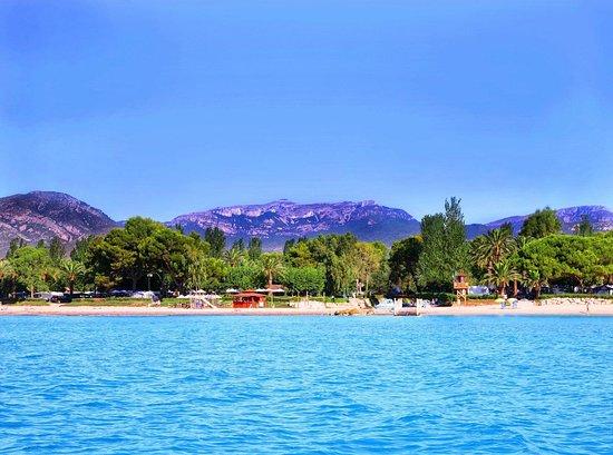 Playa Montroig Camping Resort: 35 hectáreas para unas vacaciones de ensueño.  