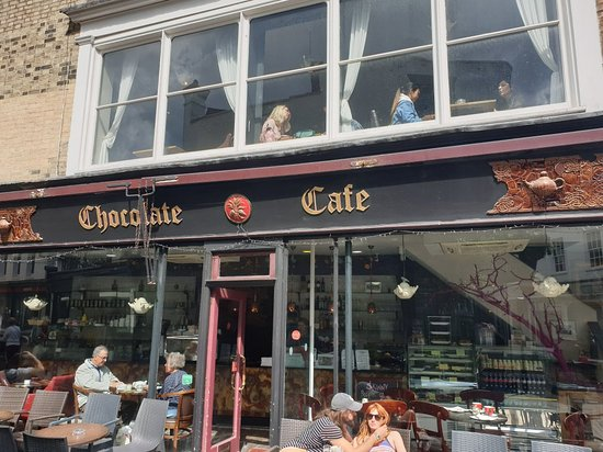 Chocolate Picture Of Eleto Chocolate Cafe Canterbury