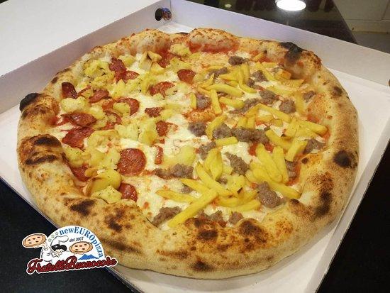 Pizza Maxi bigusto