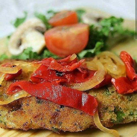 Masa Madre Vegan Food: Cachopo vegano