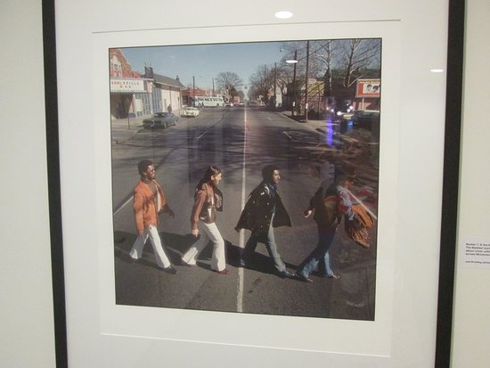 "Stax Museum of American Soul Music Admission: Bucket T & the M.G.´s, ""gör en Abbey Road""."