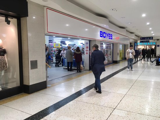 ‪Kirkgate Shopping Centre‬