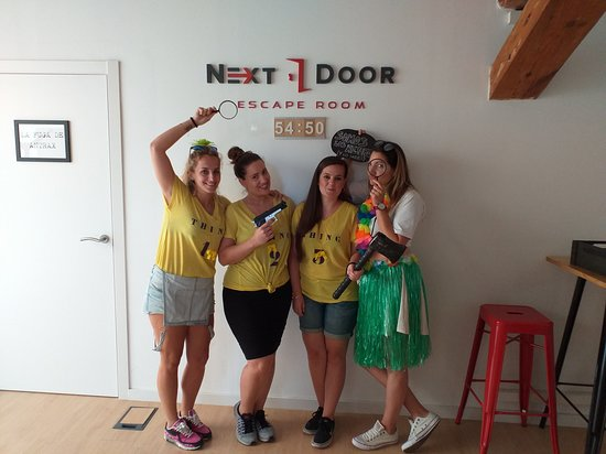 Next Door Escape Room