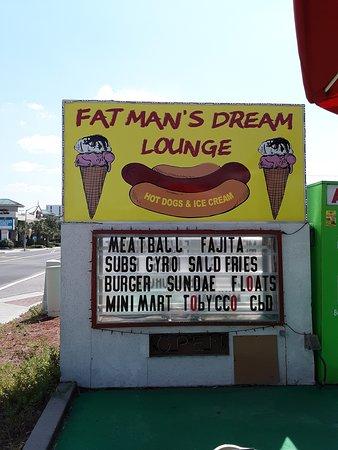 Fat Man's Dream Lounge