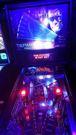NQ64: terminator 3 pinball