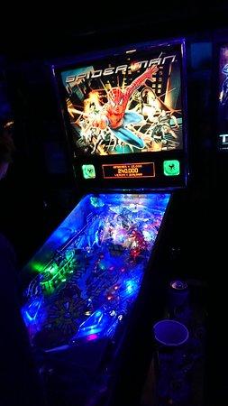 NQ64: spiderman pinball