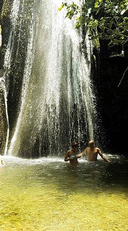 Richtis Gorge & Waterfall.