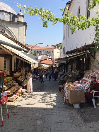 Tarihi dokusunu koruyabilmiş kasaba
