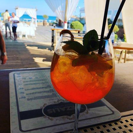 Tropical Desire Cocktail