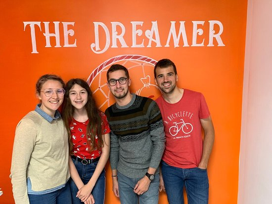 ‪The Dreamer Escape Game‬