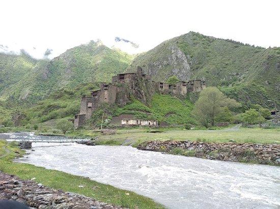Georiders Mountain Bike Tours: Shatili