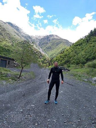 Georiders Mountain Bike Tours: Temur