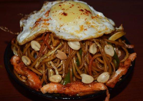 Hongkong Noodles