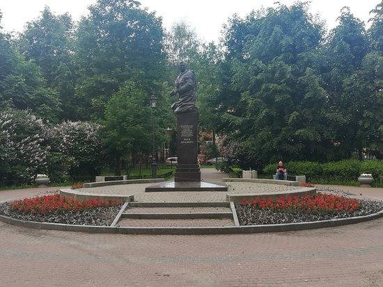 Monument to Musa Dzhalil