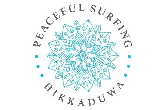 """Peaceful Surfing"" Surf school & camp in Hikkaduwa"