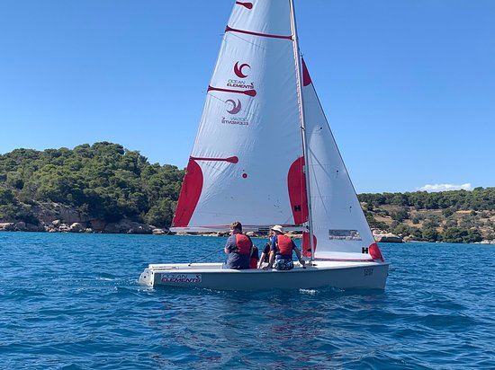 Sailing galore!