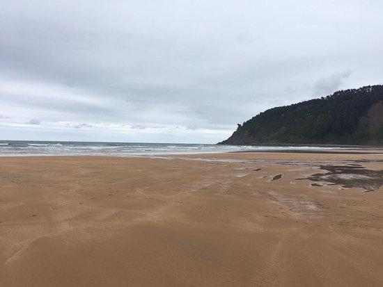 Beach of Rodiles : ---