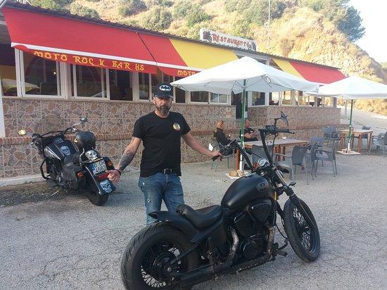 Moto Rock Bar HS