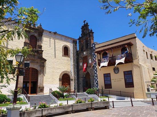 Iglesia y ex convento de San Agustin