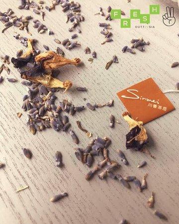 Brisbane, Australien: Sinmei Tea - Lavender