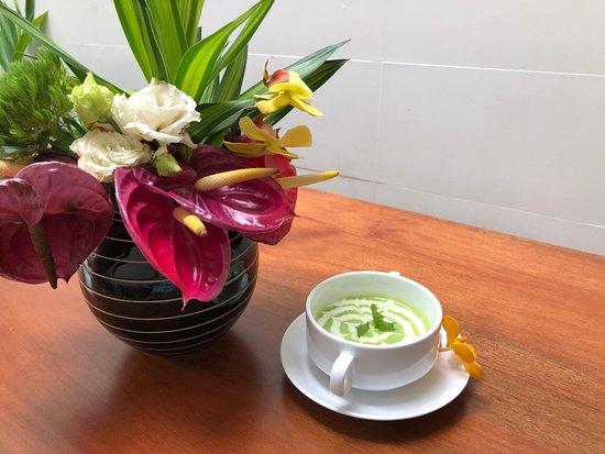 Chay Delight - Vegetarian Restaurant: Asparagus Soup
