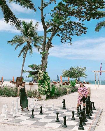 Great Beachfront Resort in Sanur