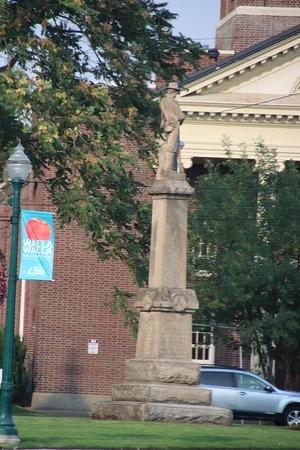 First Congregational Church: A solid church!