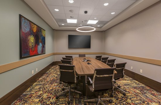 Holiday Inn & Suites Shenandoah - The Woodlands Area: Meeting room