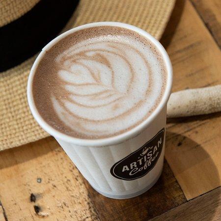 Artisan Coffee - Cascavelle: Hot Chocolate