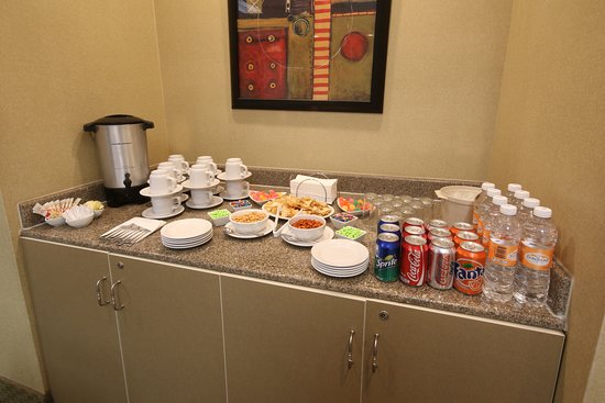 Holiday Inn Express Hotel & Suites Cd. Juarez-Las Misiones: Meeting room