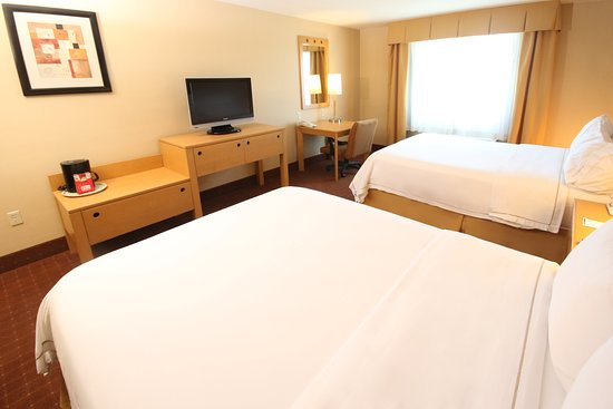 Holiday Inn Express Hotel & Suites Cd. Juarez-Las Misiones: Guest room