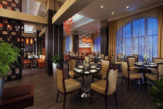 Tsaghkadzor Marriott Hotel: Restaurant