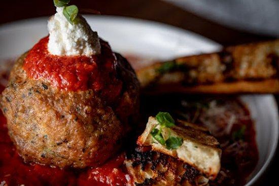 Gatsby's Giant Meatball