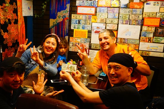 Love your beautiful smile!! So happy to see you at the night! Please come & see us someday again. OOKINI & MATANE!