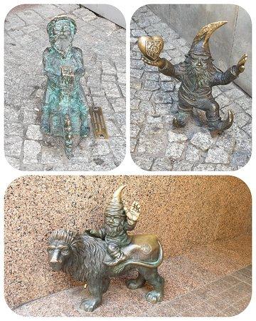 Zwerge in Breslau