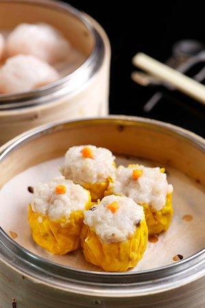 "Imperial Treasure Fine Chinese Cuisine (One Peking): 香菇燒賣皇   Steamed Pork Dumpling ""Siew Mai"""
