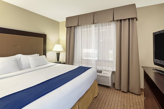 Holiday Inn Express Hotel & Suites Madison-Verona: Suite