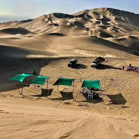 Tours en el desierto
