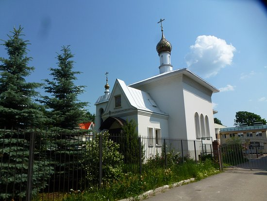 Temple of the Icon of the Mother of God for Expanding the Mind