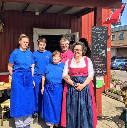 Hof Municipality, Norwegia: vår team