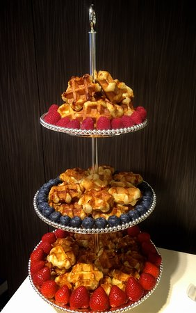 Waffle Tower