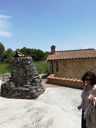Castelnuovo di Val di Cecina – fotografija