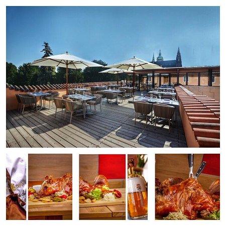 Pražské selátko, gastronomický zážitek, který si užijete nejlépe s partou přátel. Dopřejte si tuto delikatesu kdykoliv!