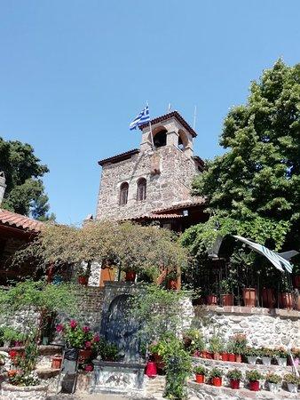 The Commander of Lesvos Monastery