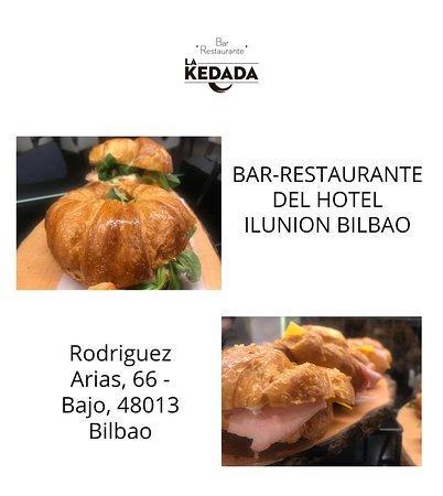 ¡Qué rápido pasa el fin de semana!😅¿nos damos una alegría y disfrutamos de unos #croissants en La Kedada Bilbao? #lakedadabilbao #lakedada #pintxos #desayunos #hotel #dulce #salado #bilbao #bizkaia