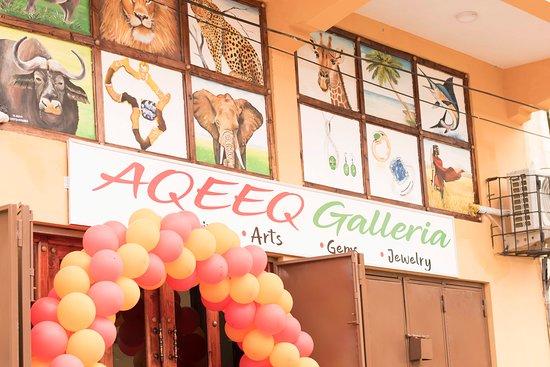Aqeeq Galleria